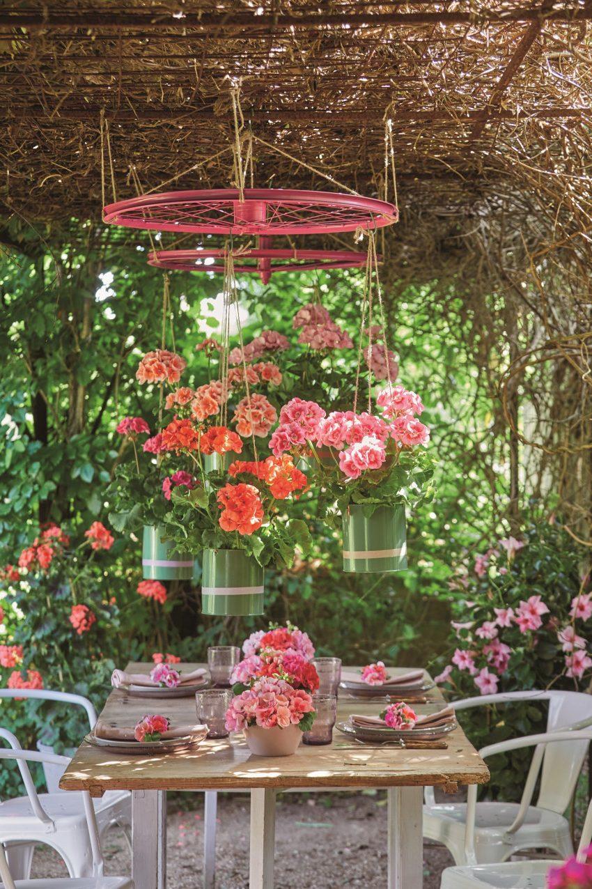 Значение цвета в саду