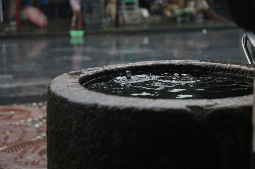 Резервуар для дождевой воды