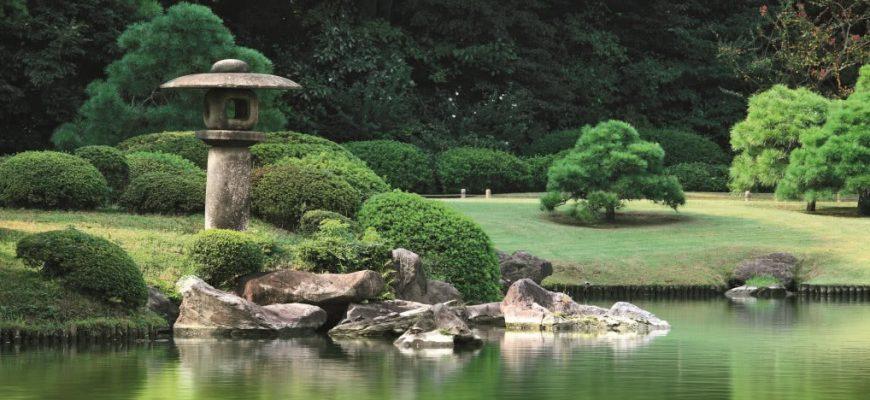 сад японский